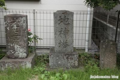 山王神社(都筑区川和町)5
