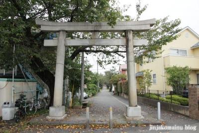 八幡神社(都筑区川和町)1