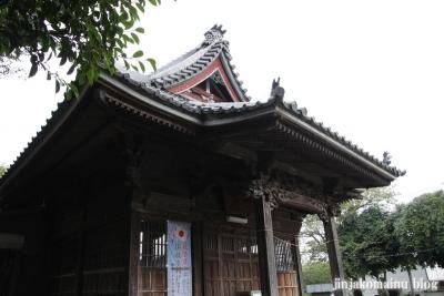 八幡神社(都筑区川和町)8
