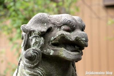 八幡神社(都筑区川和町)21