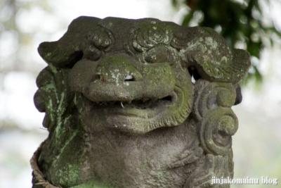 八幡神社(都筑区川和町)23
