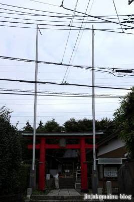 八幡神社(都筑区川和町)2