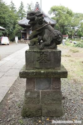 八幡神社(都筑区川和町)12