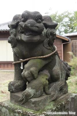 八幡神社(都筑区川和町)13