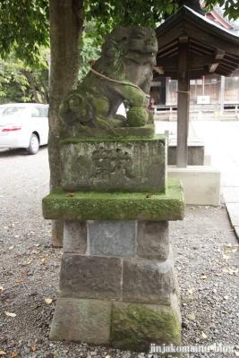 八幡神社(都筑区川和町)16