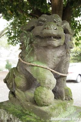 八幡神社(都筑区川和町)17
