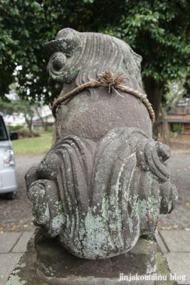 八幡神社(都筑区川和町)15