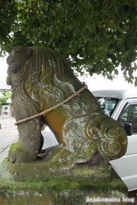八幡神社(都筑区川和町)18