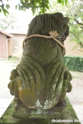 八幡神社(都筑区川和町)19