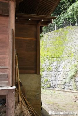 十二社神社(緑区北八朔町)4