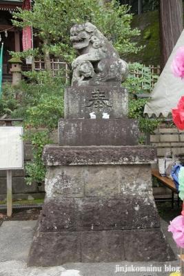 十二社神社(緑区北八朔町)8