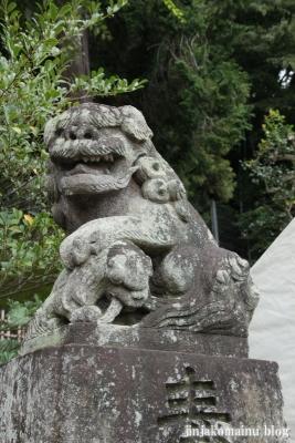 十二社神社(緑区北八朔町)9