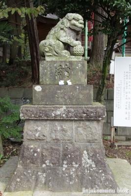 十二社神社(緑区北八朔町)12
