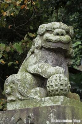 十二社神社(緑区北八朔町)13