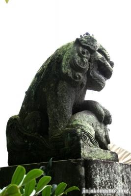 十二社神社(緑区北八朔町)10