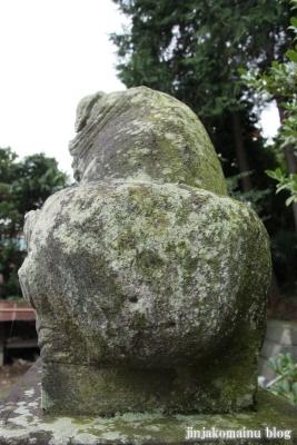 十二社神社(緑区北八朔町)11