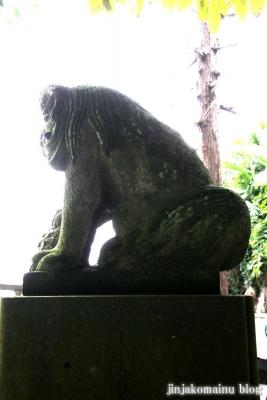十二社神社(緑区北八朔町)14