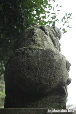 十二社神社(緑区北八朔町)15