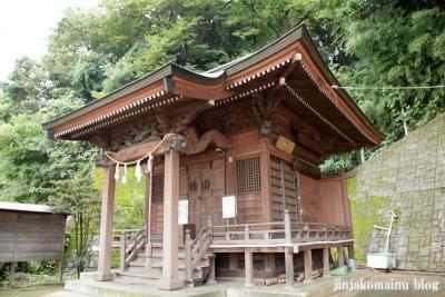 十二社神社(緑区北八朔町)3