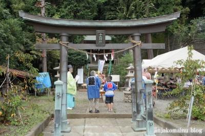 十二社神社(緑区北八朔町)6