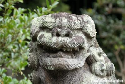 十二社神社(緑区北八朔町)16