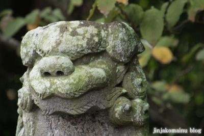 十二社神社(緑区北八朔町)18