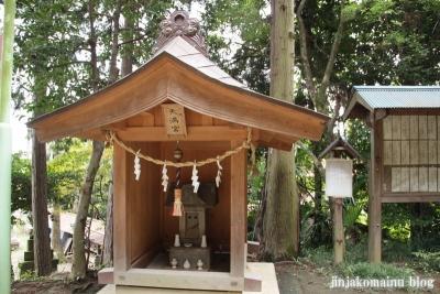 十二社神社(緑区北八朔町)20
