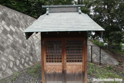 稲荷神社(緑区北八朔町)3