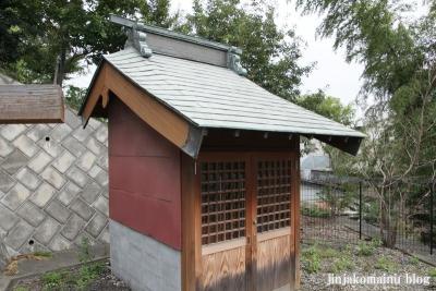 稲荷神社(緑区北八朔町)4