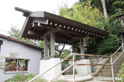 杉山神社(緑区西八朔町)2