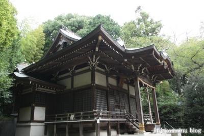 杉山神社(緑区西八朔町)9