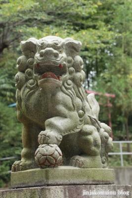 杉山神社(緑区西八朔町)5