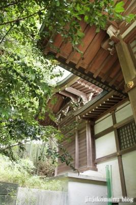 杉山神社(緑区西八朔町)10