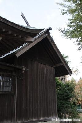 新明神社(緑区新治町)7