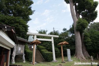 新明神社(緑区新治町)1