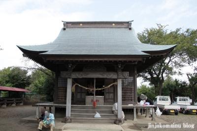 新明神社(緑区新治町)5