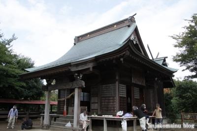 新明神社(緑区新治町)6