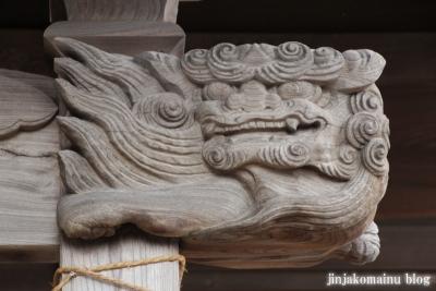 新明神社(緑区新治町)8