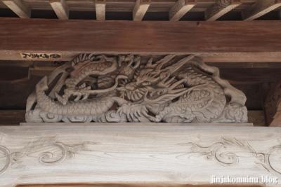 新明神社(緑区新治町)10
