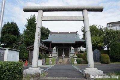 日向山神社(緑区十日市場町)2