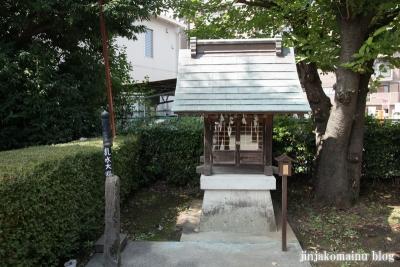 日向山神社(緑区十日市場町)10