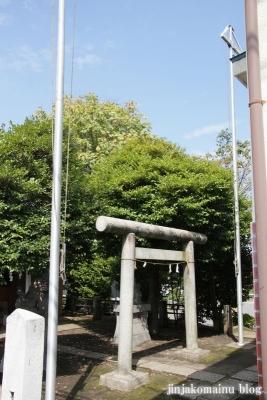 下長津田神社(緑区いぶき野)1