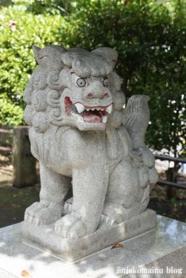 下長津田神社(緑区いぶき野)3