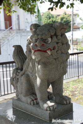 下長津田神社(緑区いぶき野)4