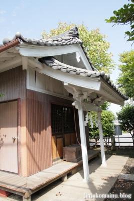 下長津田神社(緑区いぶき野)7