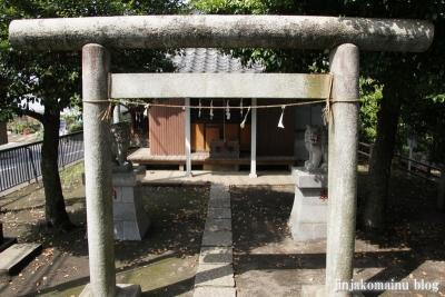 下長津田神社(緑区いぶき野)2
