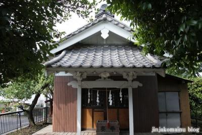 下長津田神社(緑区いぶき野)6