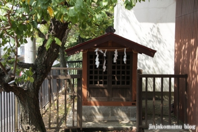 下長津田神社(緑区いぶき野)8