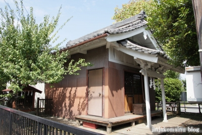 下長津田神社(緑区いぶき野)9