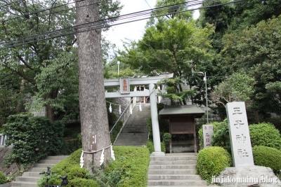 王子神社(緑区長津田)1